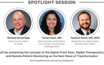 Creating Value through Unified Platform for Digital Front Door, DTx and Monitoring