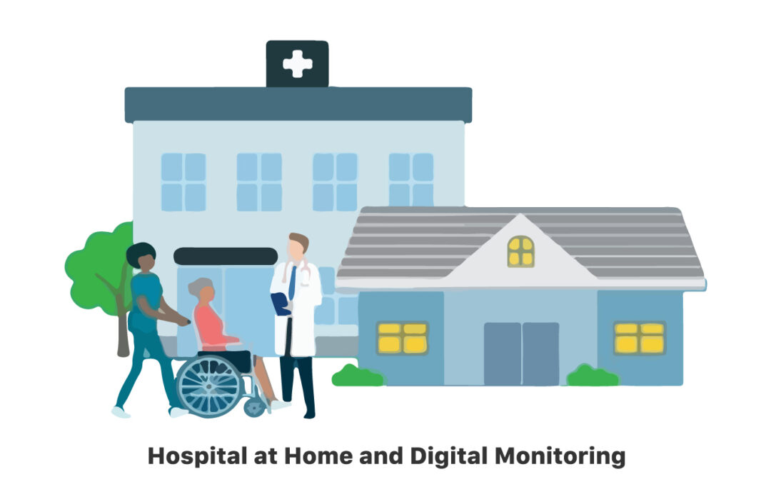 Hospital at Home and Digital Monitoring