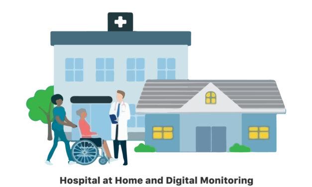 Hospital at Home and Digital Monitoring