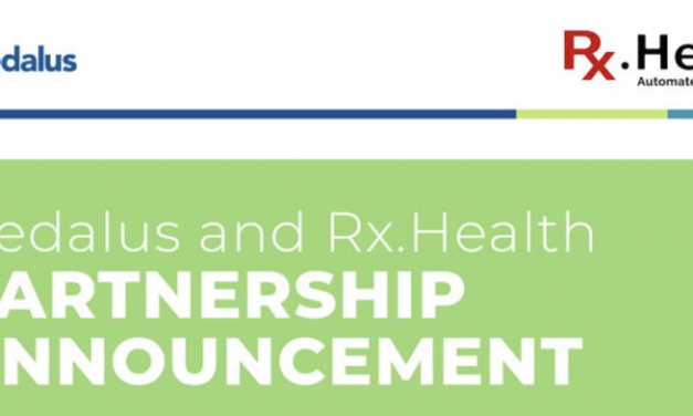 """Dedalus and Rx.Health announce partnership to liberate """"trapped"""" healthcare data and accelerate personalized consumer engagement"""